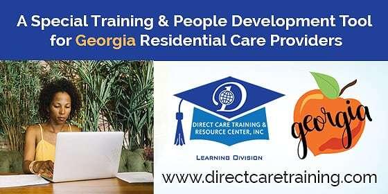 Special Training Program Enhances Residential Care in Georgia