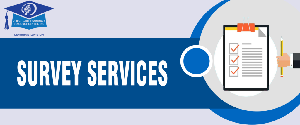Survey and Research Services